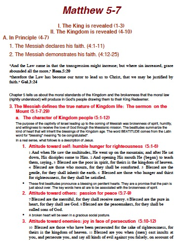Bible Insights